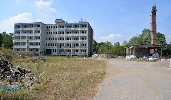 Das war früher ein FDGB-Ferienheim.